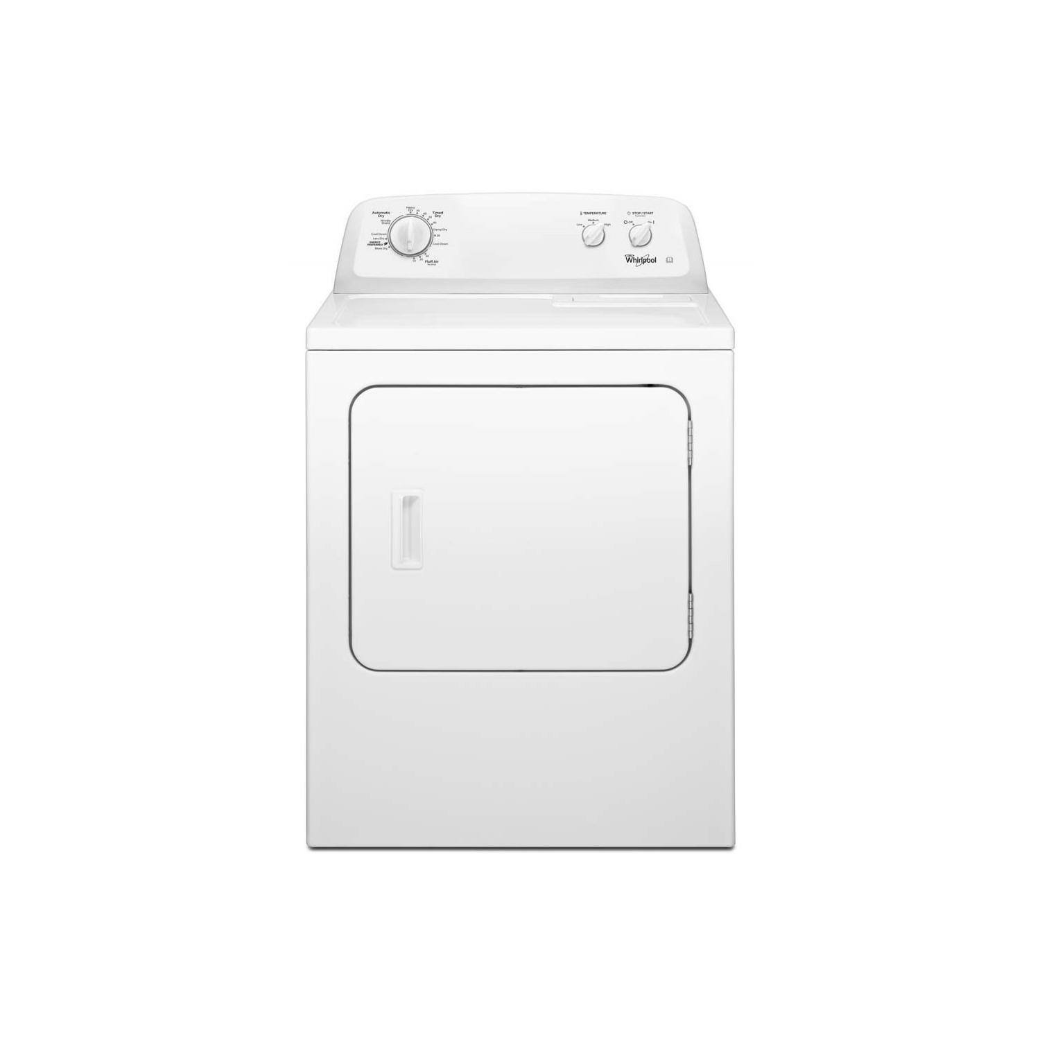 Whirlpool Classic American Style Dryer 15kg - 0